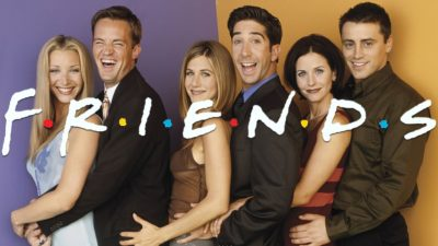 "Wie gut kennst du ""Friends""?"