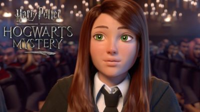 Harry Potter: Hogwarts Mystery Quiz